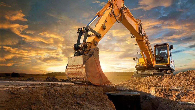 Земляные работы и подготовка строительных участков